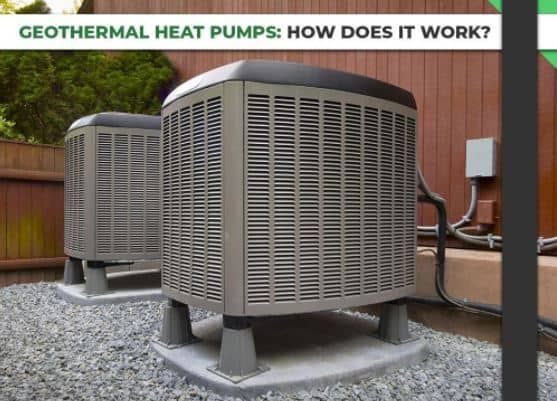 How do geothermal heat pumps work